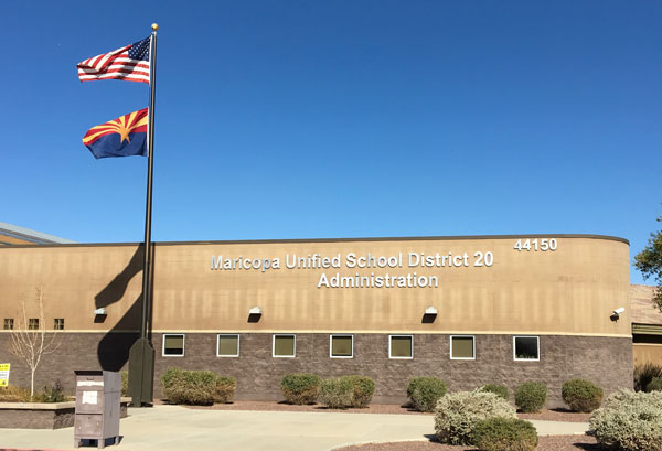 Maricopa Unified School District office